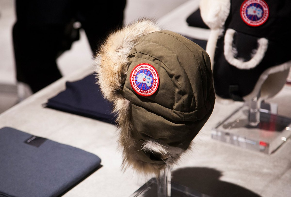 canada goose find store