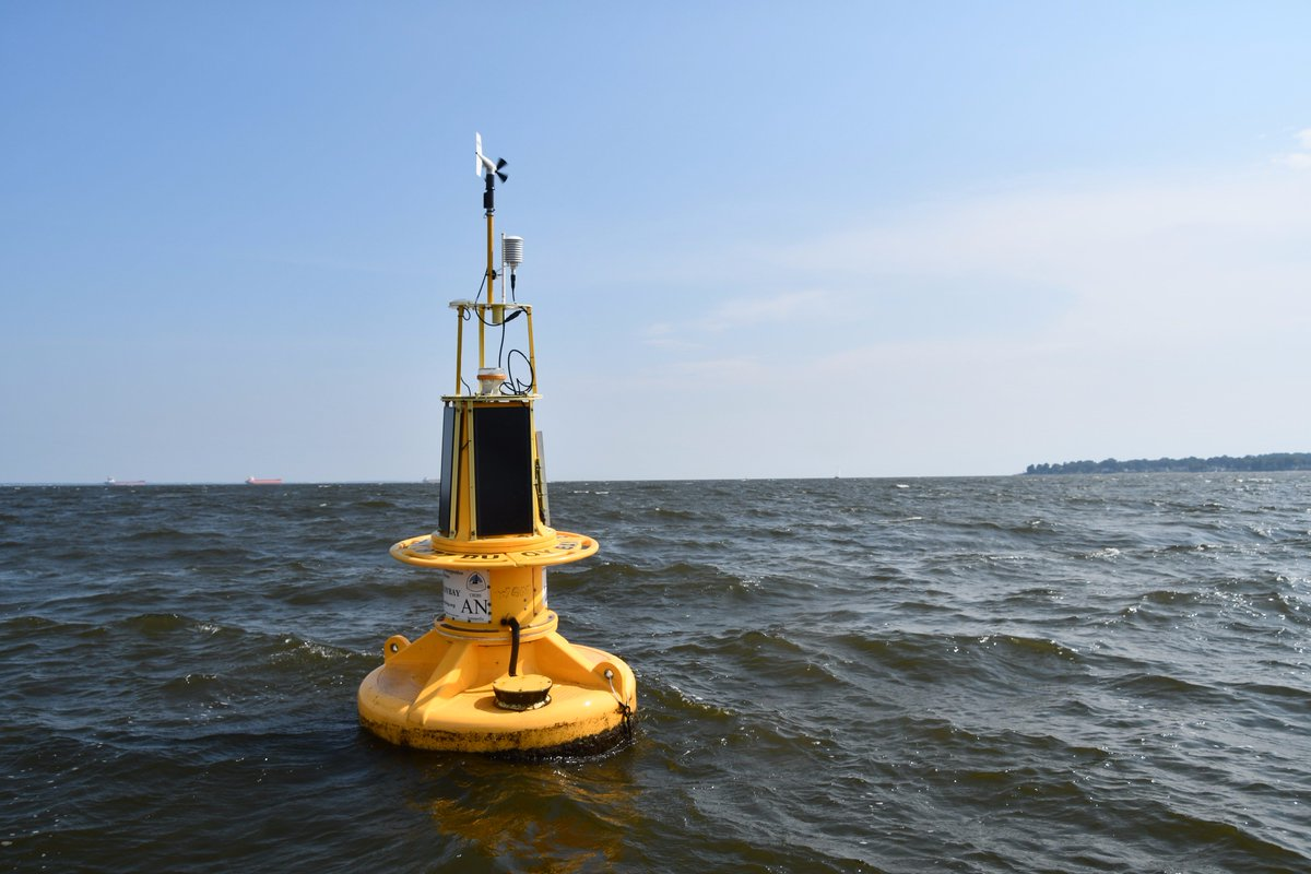 Noaa marine buoys