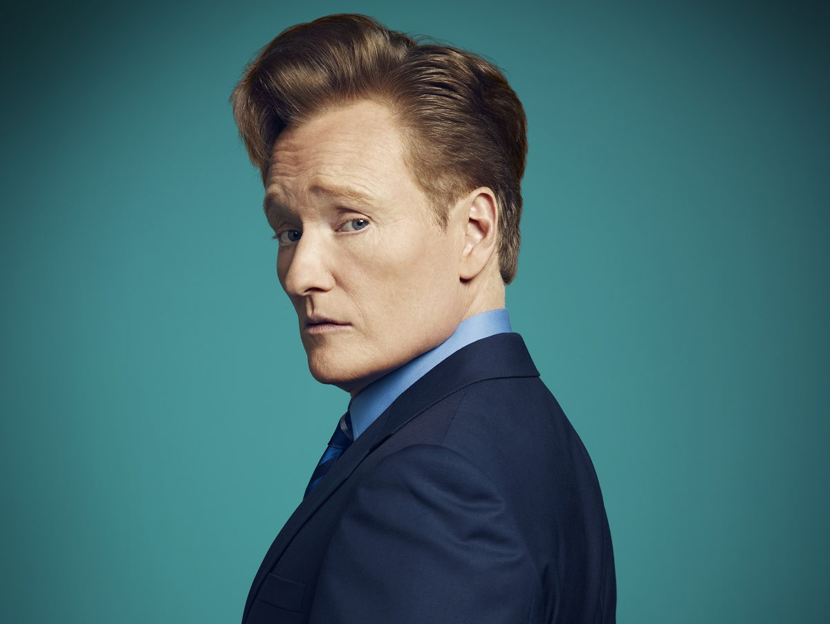 Conan o'brien online dating