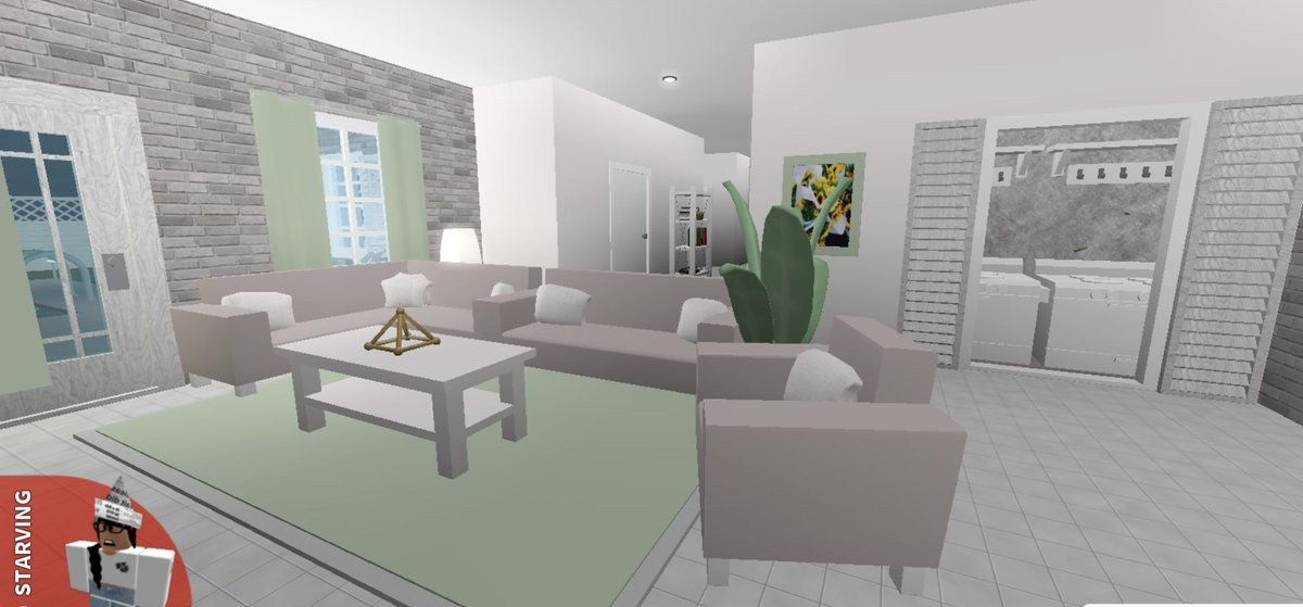Media tweets by ayzria ayzria twitter for Modern house design bloxburg