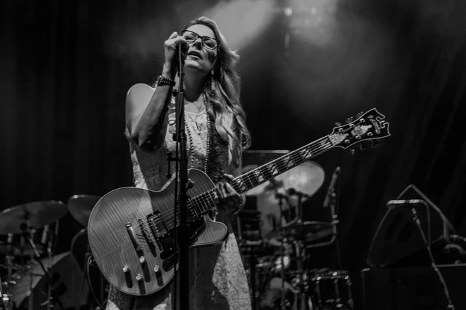 Happy Birthday to the fabulous Susan Tedeschi !