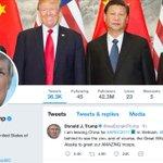 ネトウヨさんたちが切望している「中国包囲網」が完成した模様。あっ違うか。 pic.twitter.c…