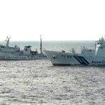 #尖閣 またまたまたまた #中国 公船4隻4日連続 - 産経ニュース sankei.com/west…