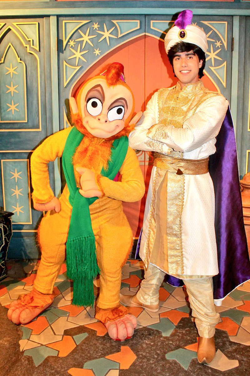 Abu Disney Costume Abu Halloween Costume For Kids From