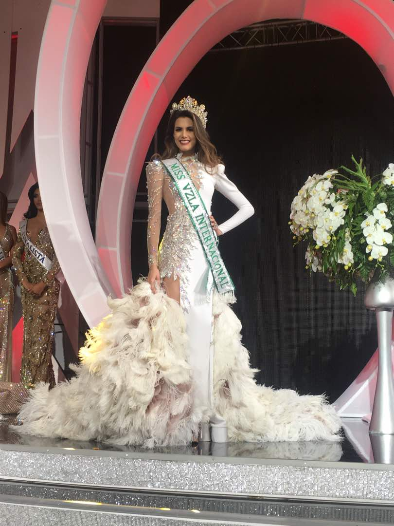 Road to Miss International 2018 - Official Thread - COMPLETE COVERAGE - Venezuela Won!! DOPpbwFW4AAwMAb