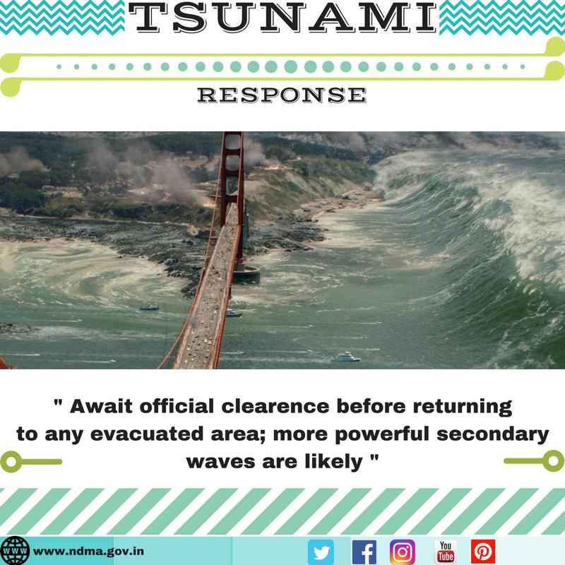 Tsunami Response