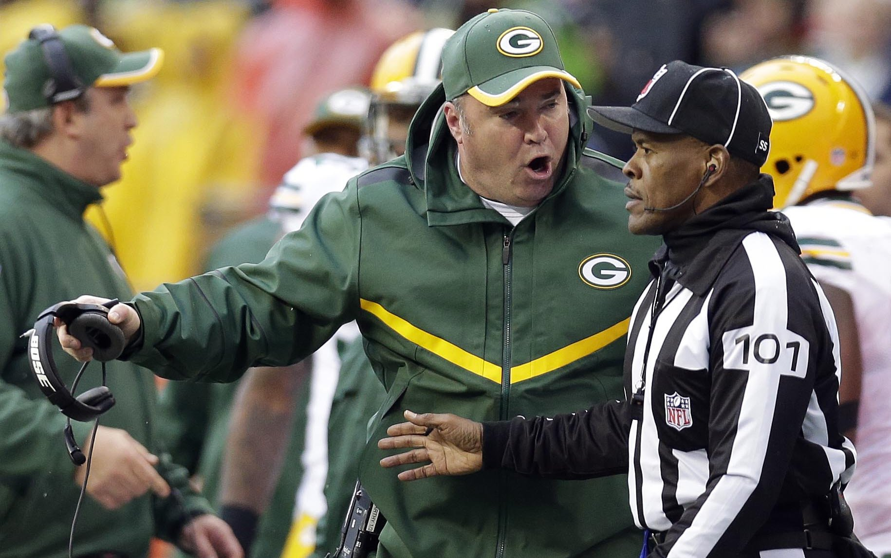 Happy Birthday to Mike McCarthy, who turns 54 today!