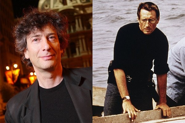 November 10: Happy Birthday Neil Gaiman and RoyScheider