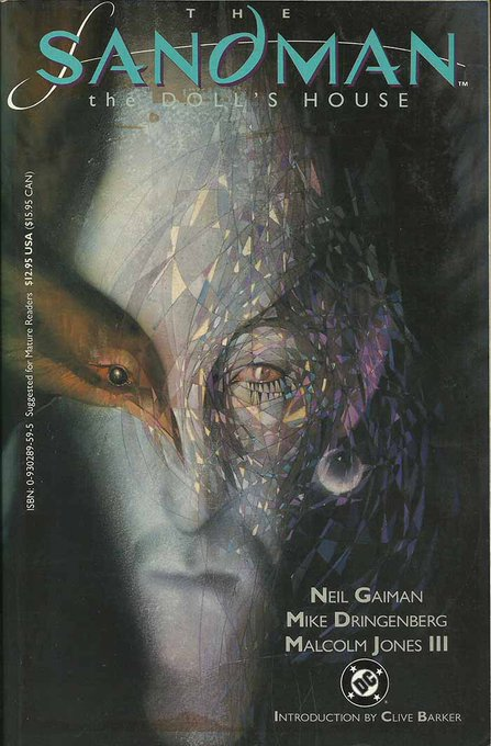Happy birthday, Neil Gaiman:   Gallery: