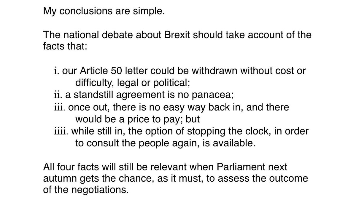 "The ""guy who wrote Article 50"" - the framework for Brexit talks - wants you to know this (he's Lord Kerr) https://t.co/qBzwEGJU4i"