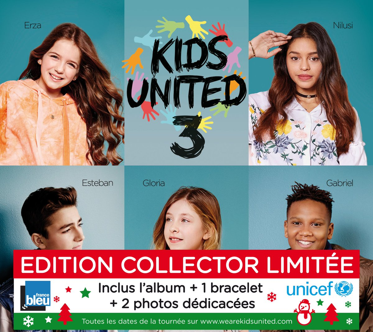 Célèbre Kids United (@WeAreKidsUnited) | Twitter UC18