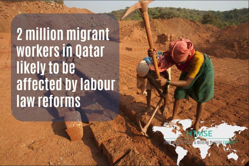Qatar's #Labour reforms promises
