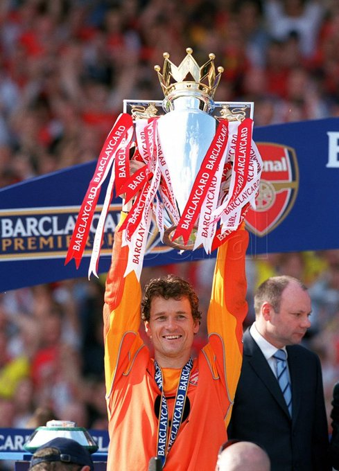 Happy Birthday to Arsenal legend Jens Lehmann!