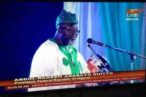 """NTA committed unpardonable blunder during broadcast labelling Minister for Commination, Adebayo Shittu """"President, federal Republic of Nigeria"""""""