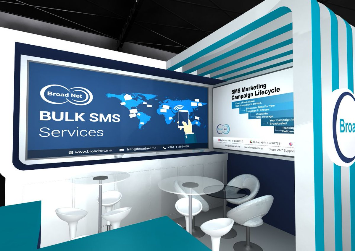 Marketing Exhibition Stand By Me : Dimitri stangl msa exhibition stand