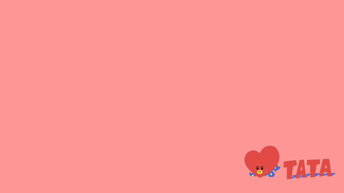Taehyung Yoongi On Twitter Bt21 Desktop Wallpapers Bt21 Bts