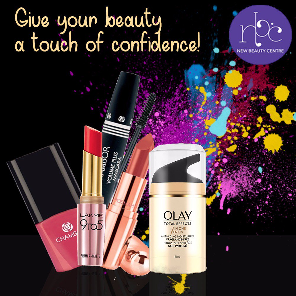 Step up your makeup game with latest products.  #LipStick #Beauty #LipstickIsMyVice #BeautyProducts #Makeup #Cosmetics #Offers #Discount #Saturday #Weekend #NewBeautyCentre #NBC #BeautyBlogger #beautybloggers<br>http://pic.twitter.com/srPeA2Bde7