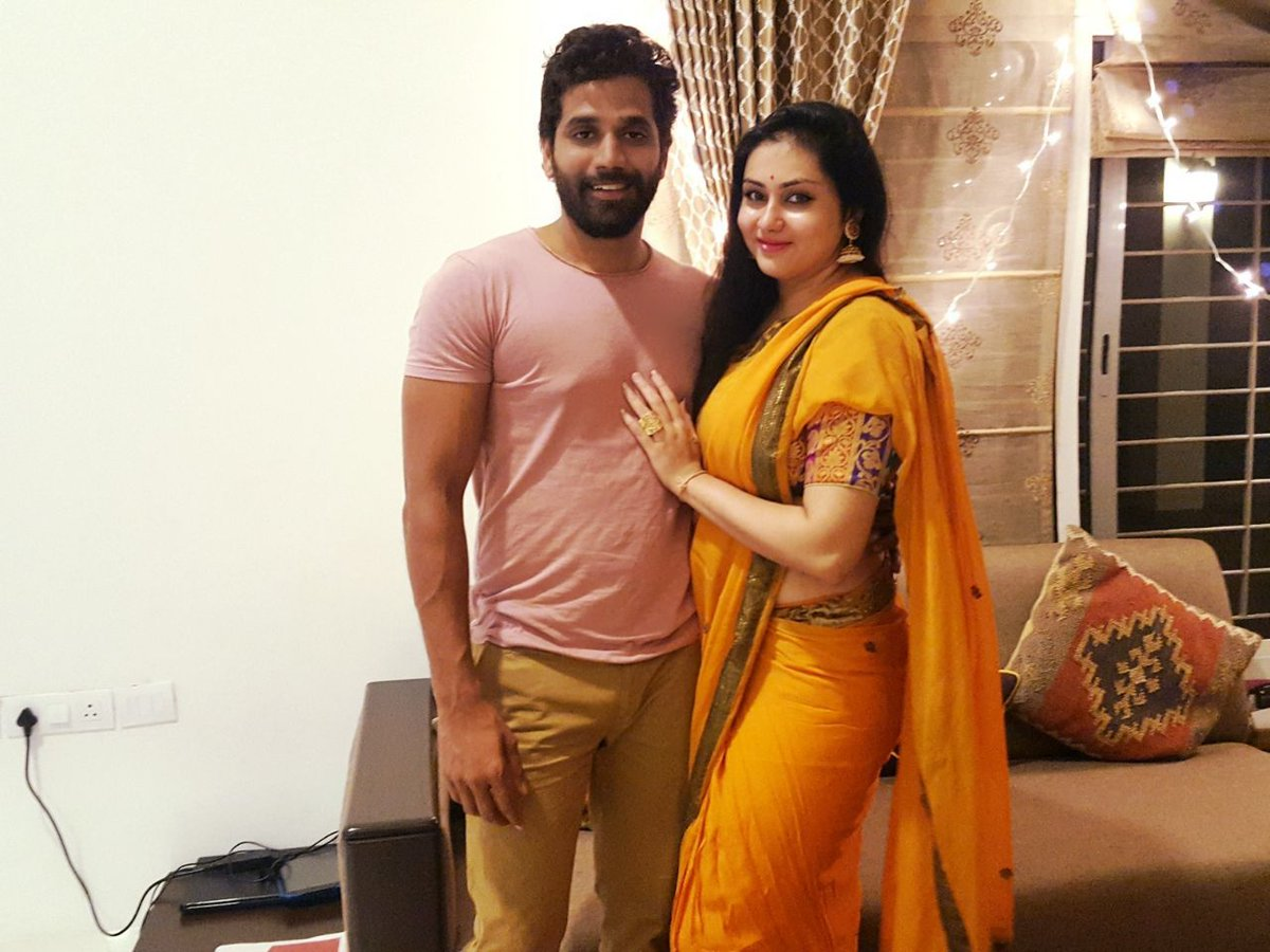 Namitha all set to tie the knot on November 24th