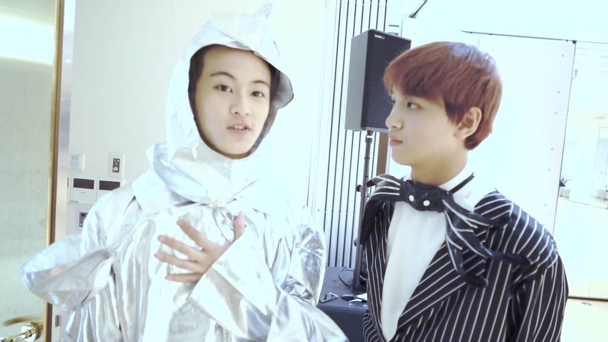 [N'-15] NCT Halloween Costume   #NCT #NC...