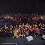 🌈GIRLS TUNE FES 2017 in OSAKA🌈イベント最後に全員で記念撮影📸❣️✨お越…