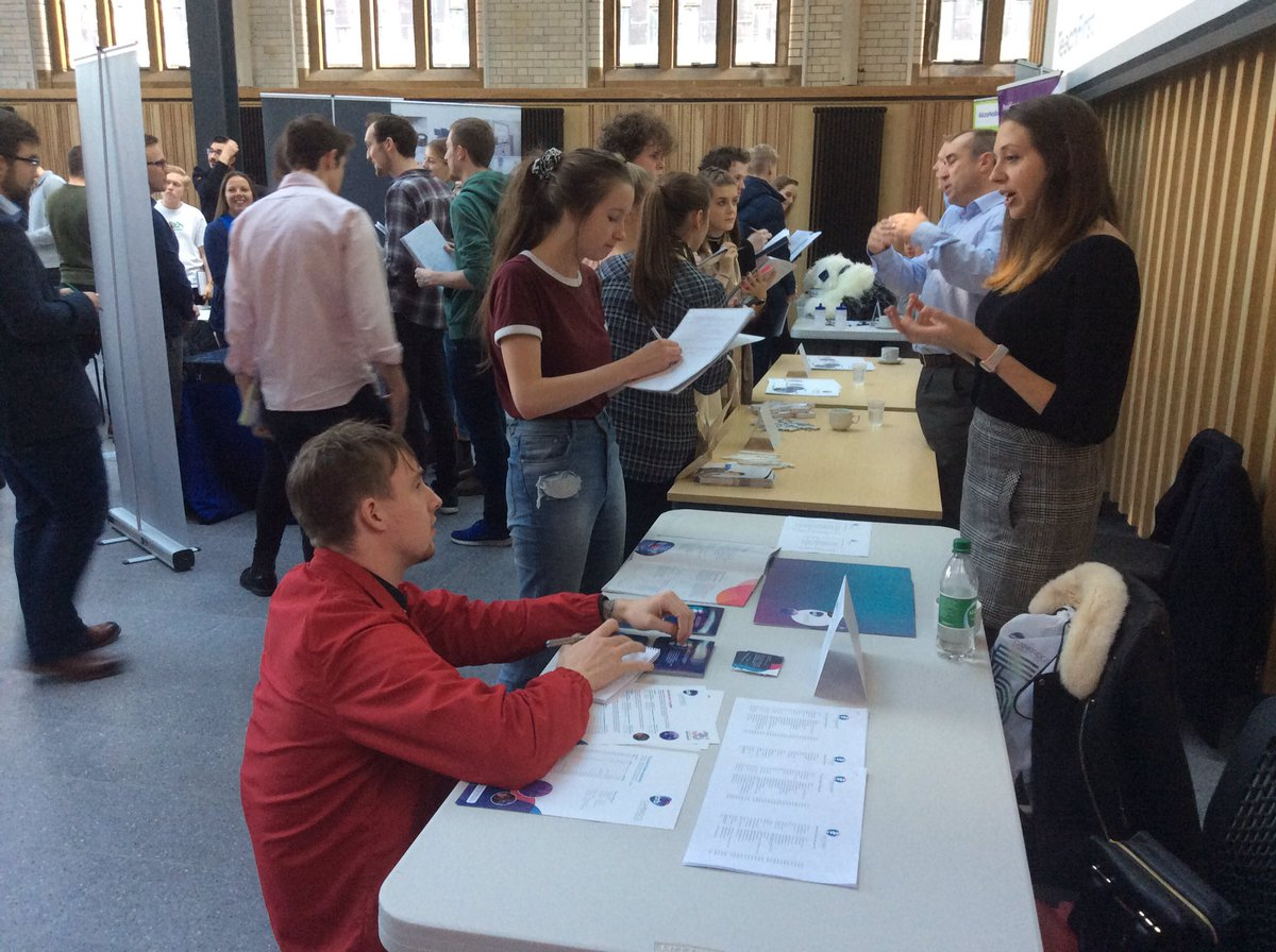 @ChemistryNCL Students working hard networking with employers at the Professional Awareness Event #whoyouknow <br>http://pic.twitter.com/QZUR2IsDy1
