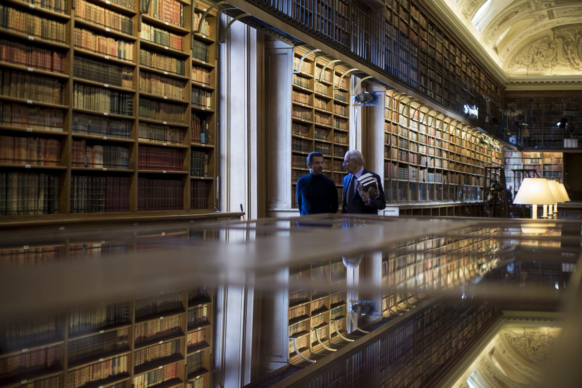Ce numéro de #BibliothèqueMédicis est à revoir demain à 21h ou en replay sur notre site 💻  https://t.co/A65IYq8rZY