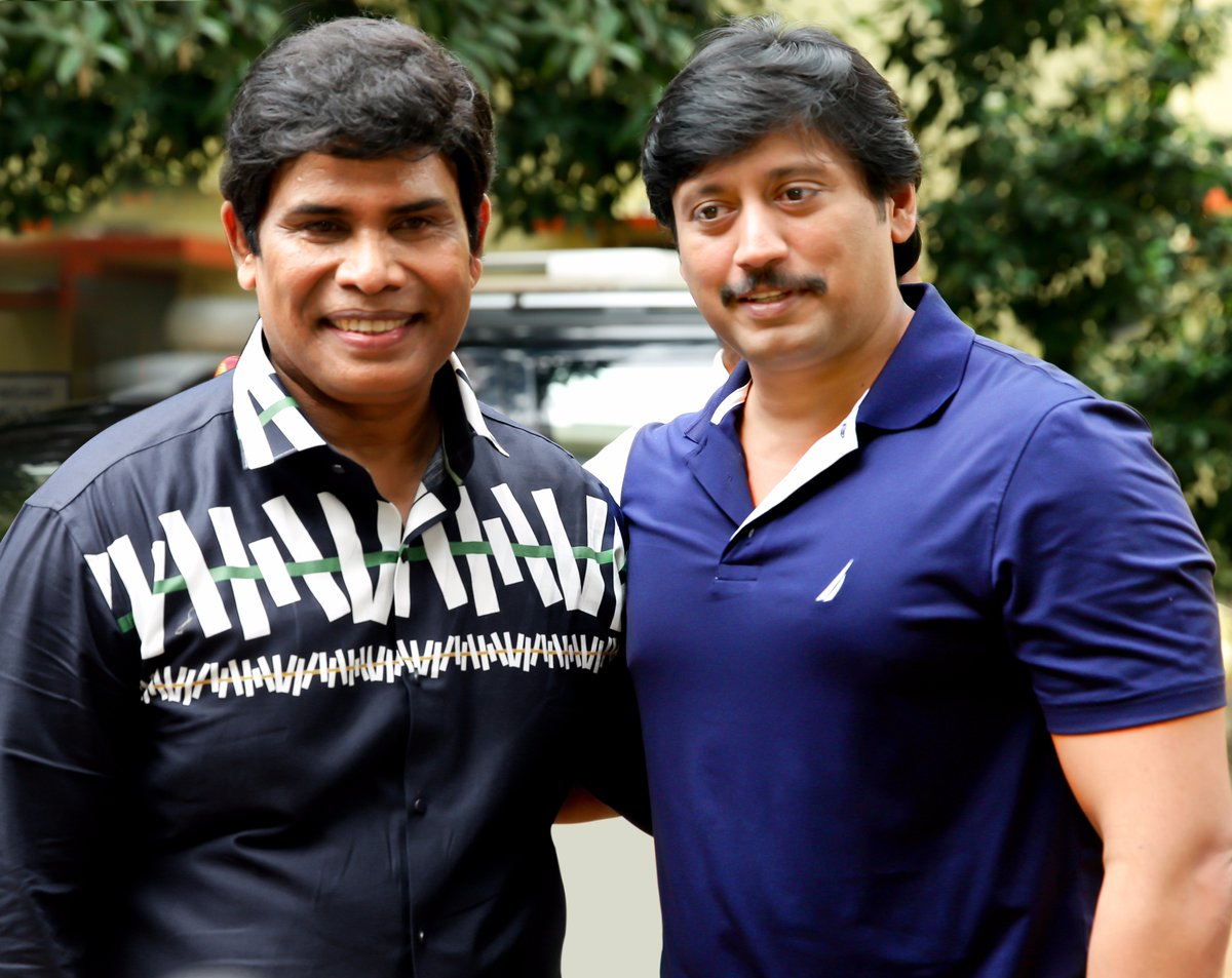 Prashanth Johnny Teaser Con Entertainer Movie Has Arrived