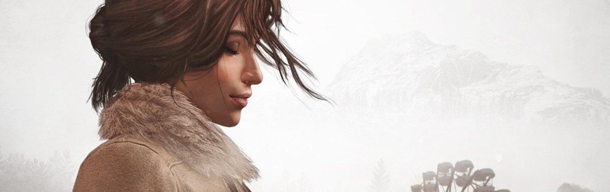Para celebrar o lançamento de Syberia 3, estamos distribuindo o primeiro jogo da série GRÁTIS! Corra enquanto há tempo - https://t.co/2abSsk8Ipl https://t.co/xS2A4hXIR7