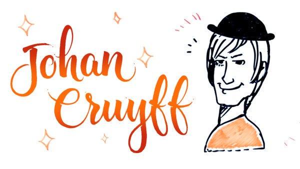 Johan Cruyff merecía un #DrawMyLife. Una vez más, fantásticos los compañeros de @campeones https://t.co/vSf1DTWpYu https://t.co/bPmKSw5auV