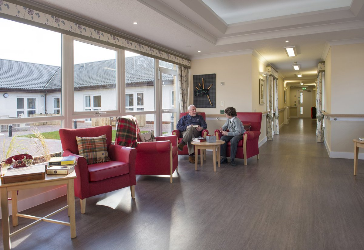 Taralay Impression Comfort #flooring was used to create a dementia-friendly home at Mosswood Care Home in this case study: https://t.co/T7KEPiFWkF https://t.co/CtKymDlIXk
