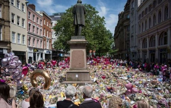 Nearly 6 months after the Manchester terror attack, the city council says it still hasn't received financial help promised by the Government. Says it's still waiting for £17million for police, NHS, and counselling costs.