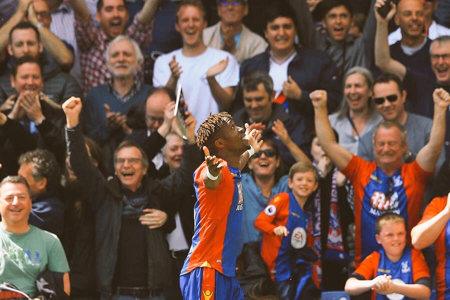 Happy Birthday Wilfried Zaha