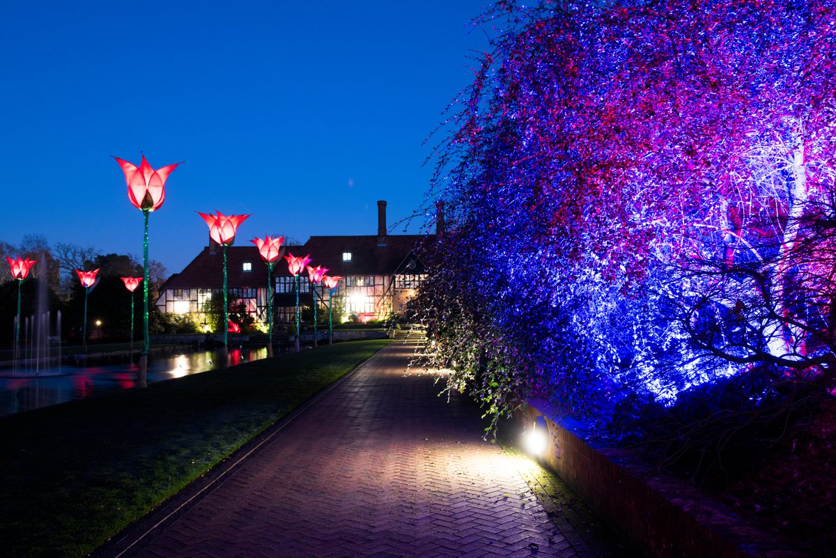 Rhs Garden Wisley On Twitter This Winter Experience A New View Of Wisley After Dusk During Christmas Glow 01 12 To 03 01 Follow An Illuminated Trail Around The Garden And Marvel