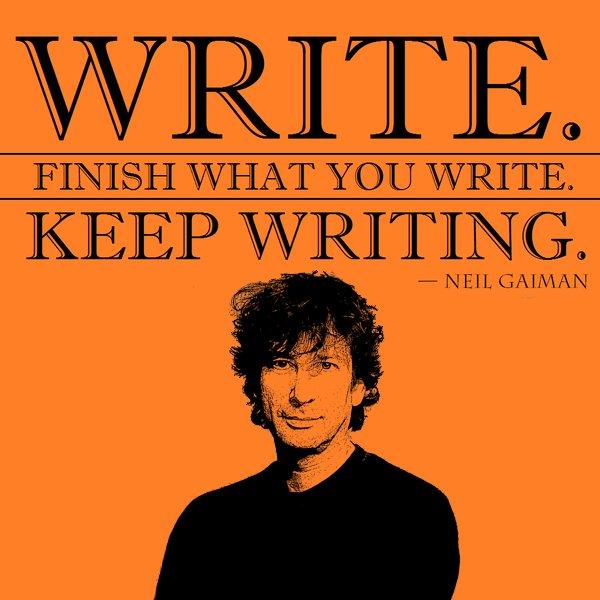 Happy Birthday, NeilGaiman