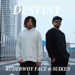 "#NewArrival 🎖Rudebwoy Faceが参加した""DESTINY"" Feat. RUD…"