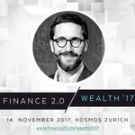 :@chbartz, Co-Founder @elinvar_de on our #Weath17 stage (next tuesday): Digitalization of Wealth Management - why a fancy frontend is not enough! https://t.co/mJXSst8AhV