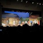 MATSUさん出演の舞台「ひみつ」にて超号泣...隣でKAZUKIも大号泣でした...😭素敵な舞台で…