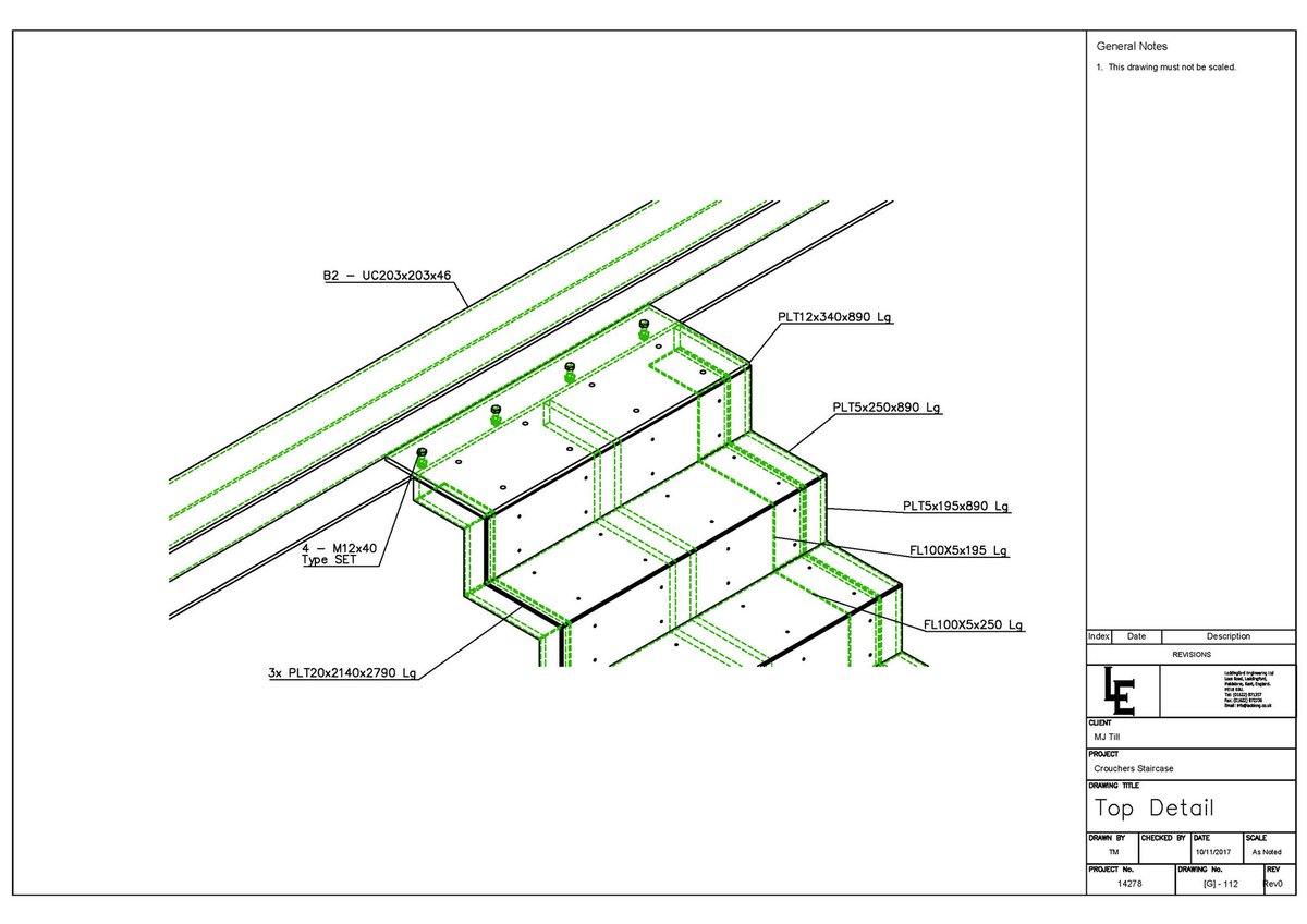 Av Architects Ltd On Twitter Can T Wait To See Laddingford Engineering Steel Zigzag Staircase Structure For Contemporaryextension Grade2listed Cottage Nr Plaxtol Https T Co Cfcireotfw