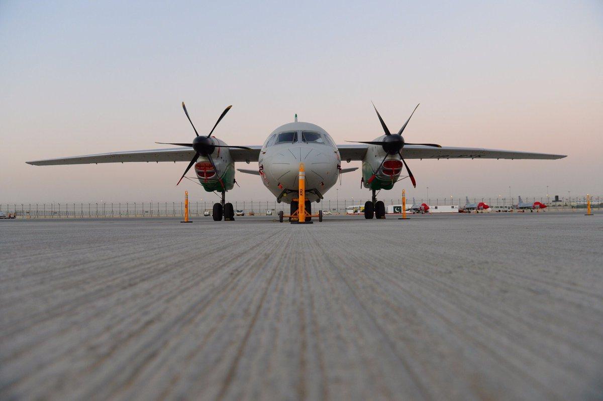 تدشين أول نموذج لطائرة انتونوف 132 صناعة سعودية اوكرانية مشتركة - صفحة 2 DORq8tqWAAAcfNq