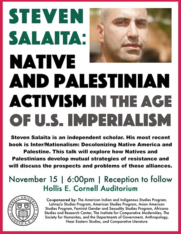 Latinao Studies At Cornell University On Twitter Lecture By