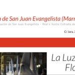 Estimados Sanjuanistas, os comunicamos que hemos renovado nuestra Web: https://t.co/60kERvBDcV Esperamos que os guste y que disfrutéis con su contenido.