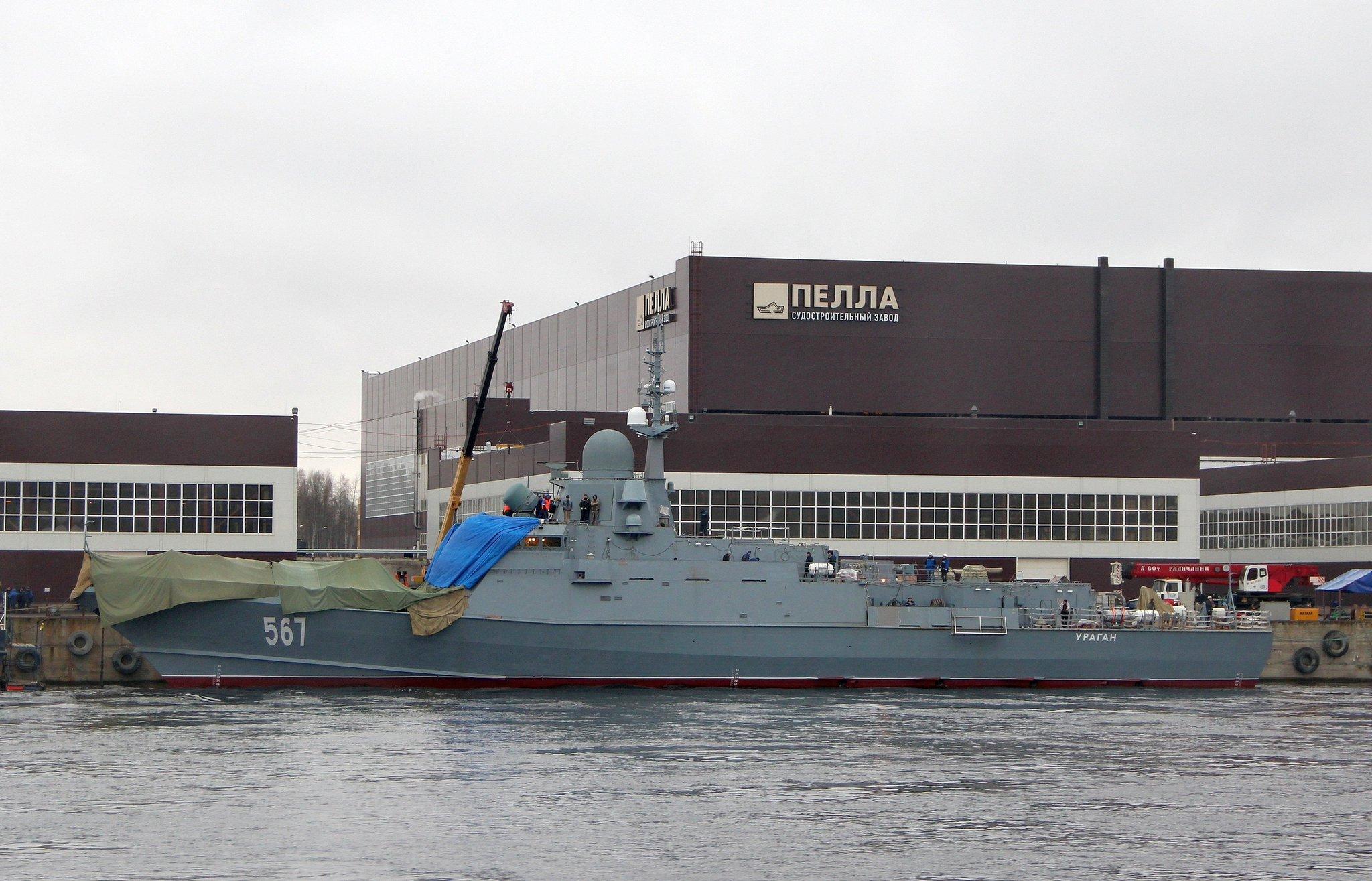 "Project 22800: ""Karakurt"" class missile ship - Page 11 DOS3A0QX4AAq9pR"