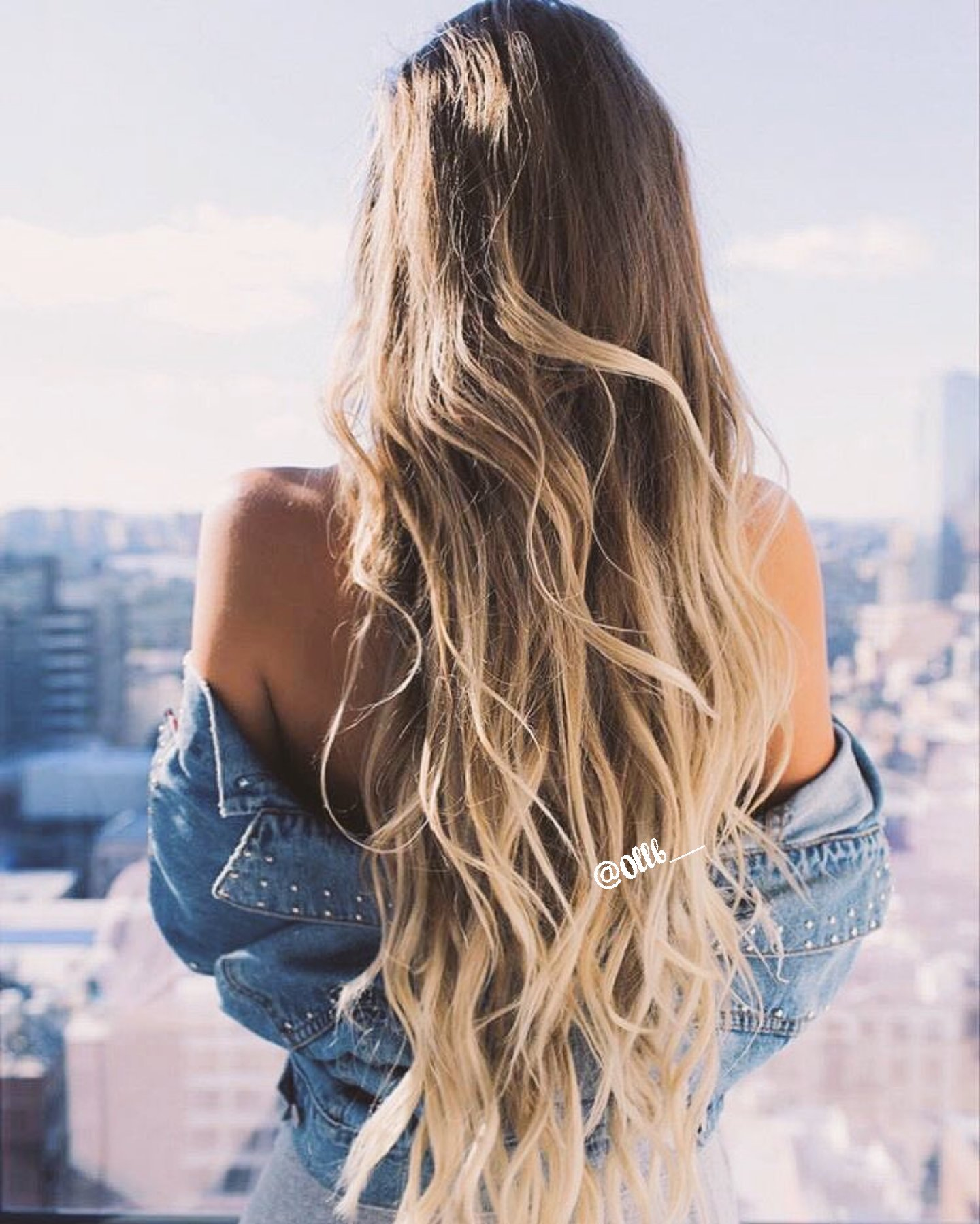 beautiful hair tumblr - 640×790