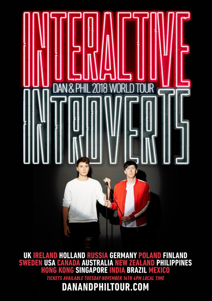 Image result for interactive introverts poster