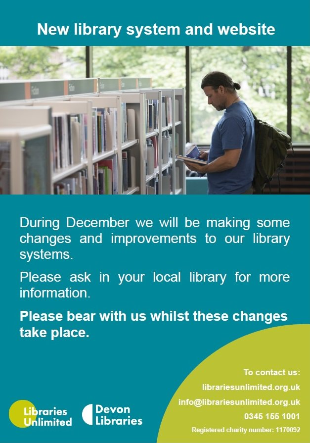 Exeter Library on Twitter: