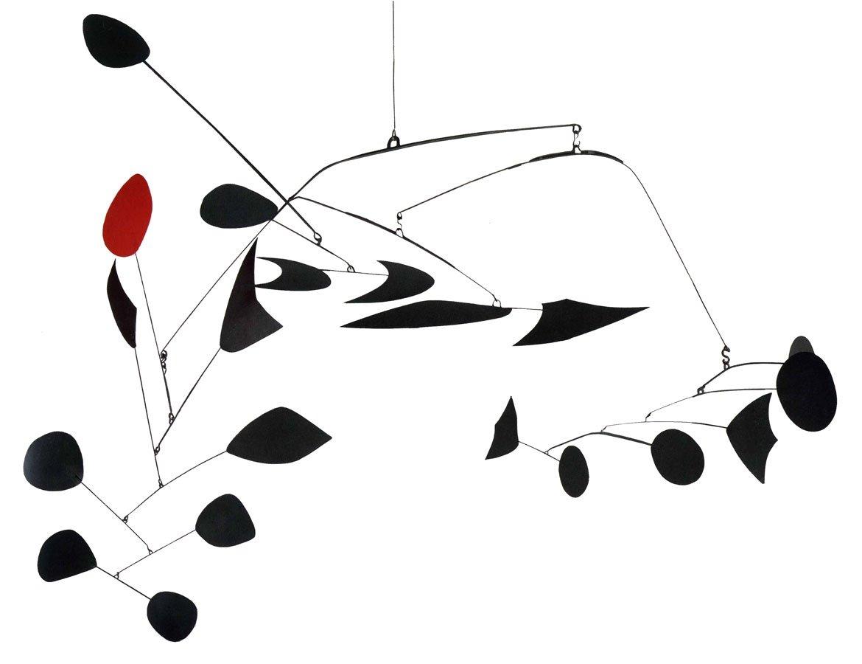 &quot;I paint with shapes&quot; Alexander #Calder <br>http://pic.twitter.com/H9SeVHxUxi