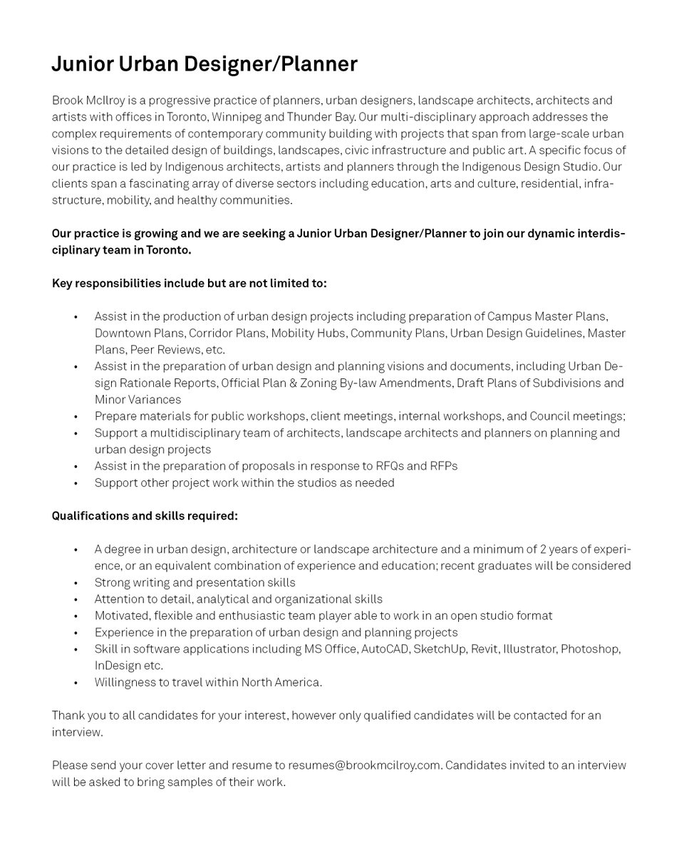 urban planning cover letter City planner needs to have adequate knowledge in urban planning, layout and designs of city planning kindly refer the cover letter here.