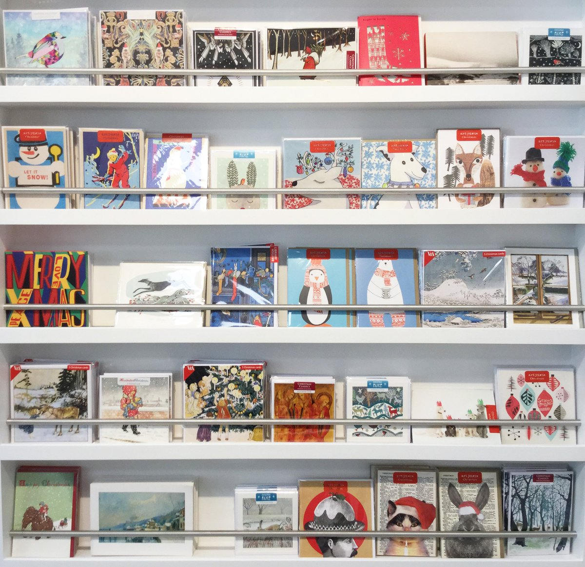 The Gallery Collection Christmas Cards.Glynn Vivian On Twitter Find The Perfect Christmas Card In