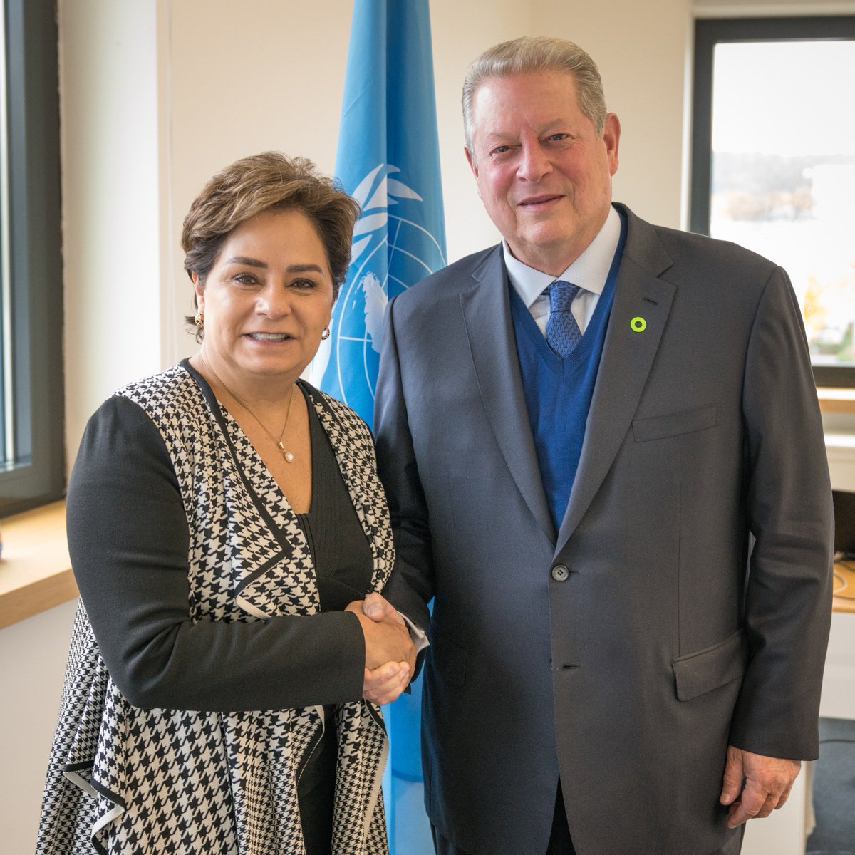 Great meeting with Executive Secretary @PEspinosaC…