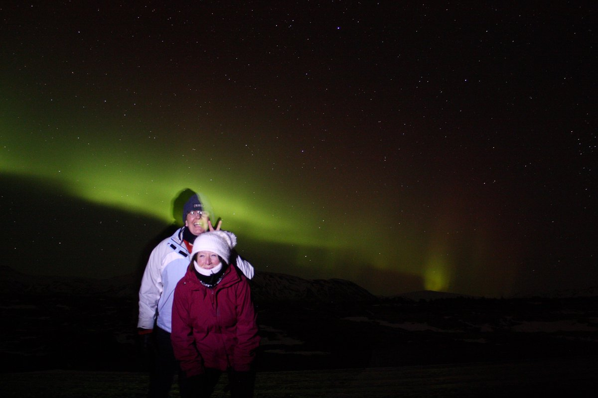 Life is short. Smile while you still have teeth. #NorthernLights #Iceland https://t.co/I8gNsifCdU https://t.co/PAwJiA3ymz